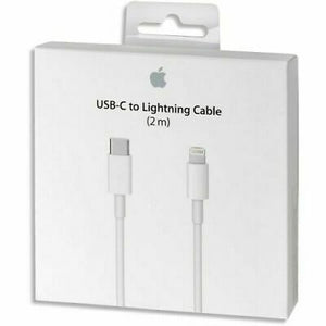 Apple Cable Type-C to lightning Original 2Mtr
