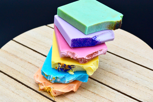 Handmade Soap Sampler - Pack of 6