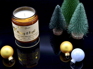 Cypress Bayberry Soy Candle
