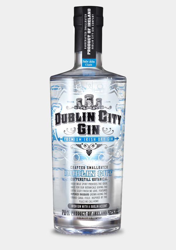 Dublin City Gin | JMJ Imports | Premium Irish Gins, Whiskeys, Liqueurs & Mixers now available in Australia.