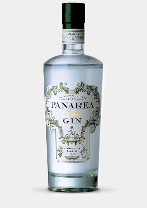 Panarea Island Gin | JMJ Imports | Premium Irish Gins, Whiskeys, Liqueurs & Mixers now available in Australia.