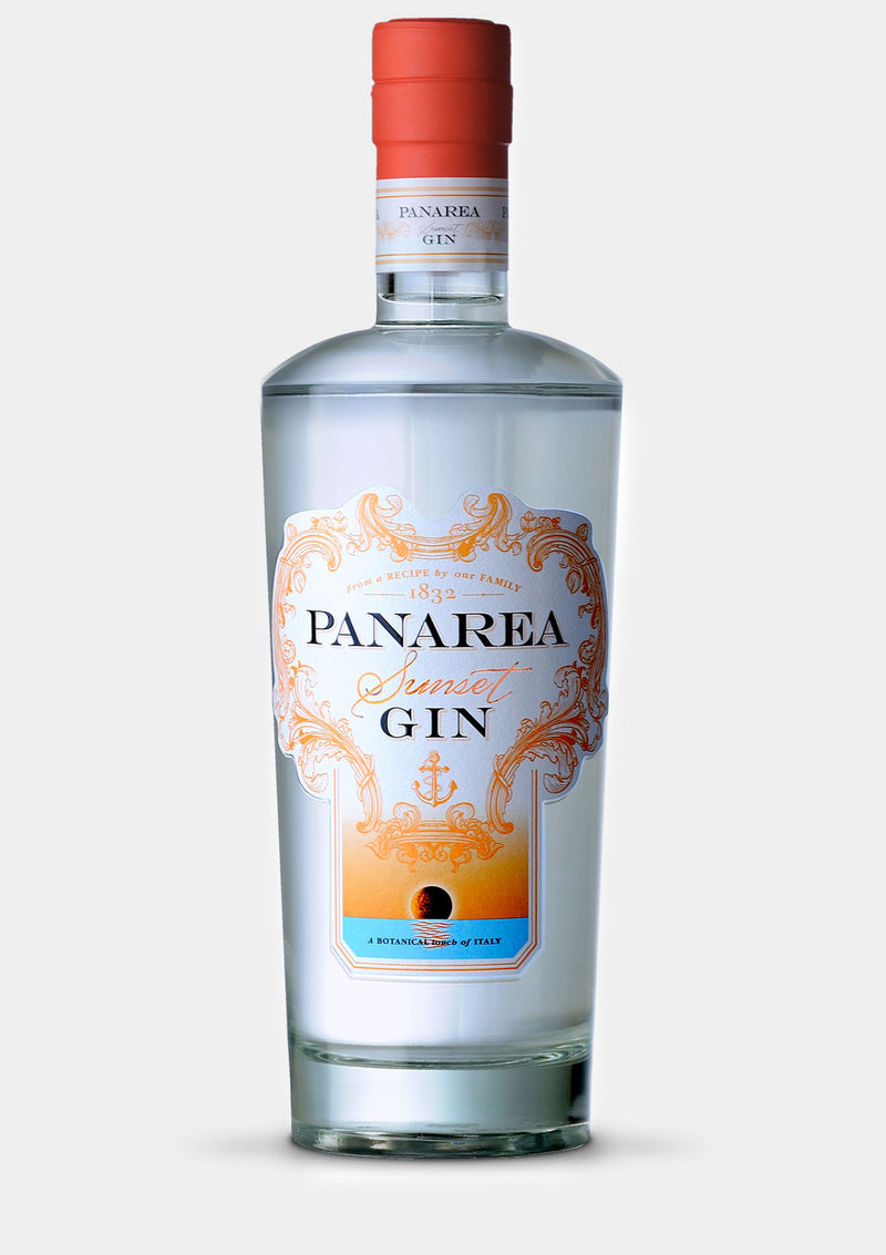 Panarea Sunset Gin | JMJ Imports | Premium Irish Gins, Whiskeys, Liqueurs & Mixers now available in Australia.