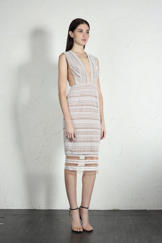 Kendall Dress (White)