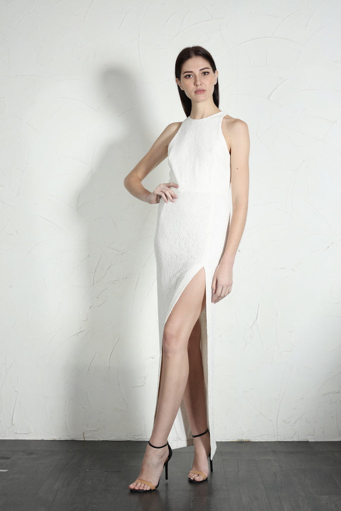 Gemma Gown (White)