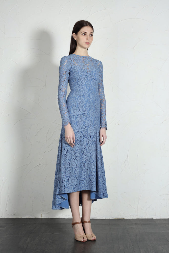 Sloane Dress (Blue)