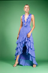 Tatjana gown in blue