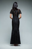Angelina Gown (Black)