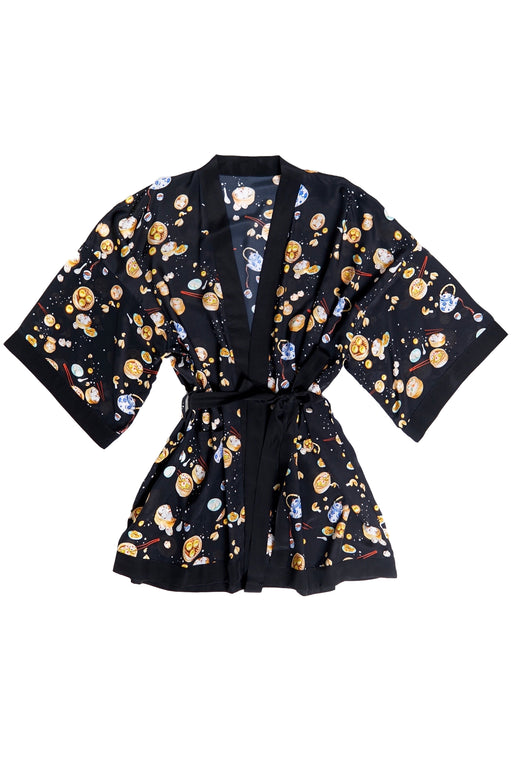 Limited Edition Silk Robe