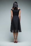 Kelly Dress (Black)
