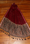 Woolen Embroidered Shawl