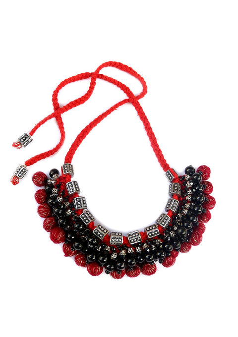 Kochi Thread Necklace