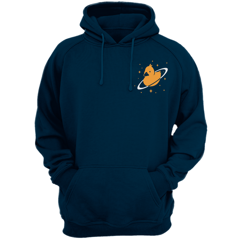Planet Duck Navy Blue Hoodie