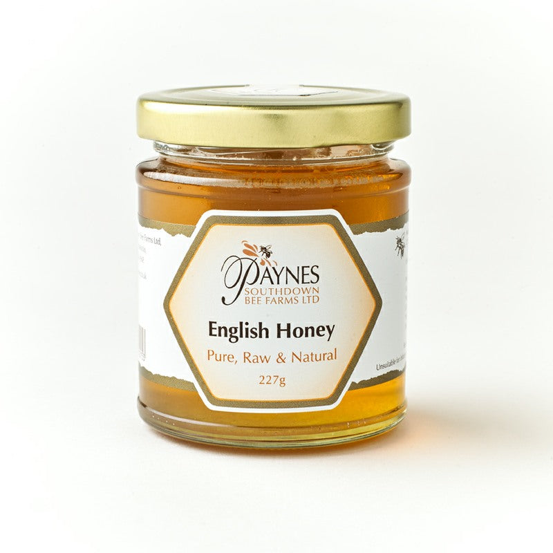 227G CLEAR ENGLISH HONEY