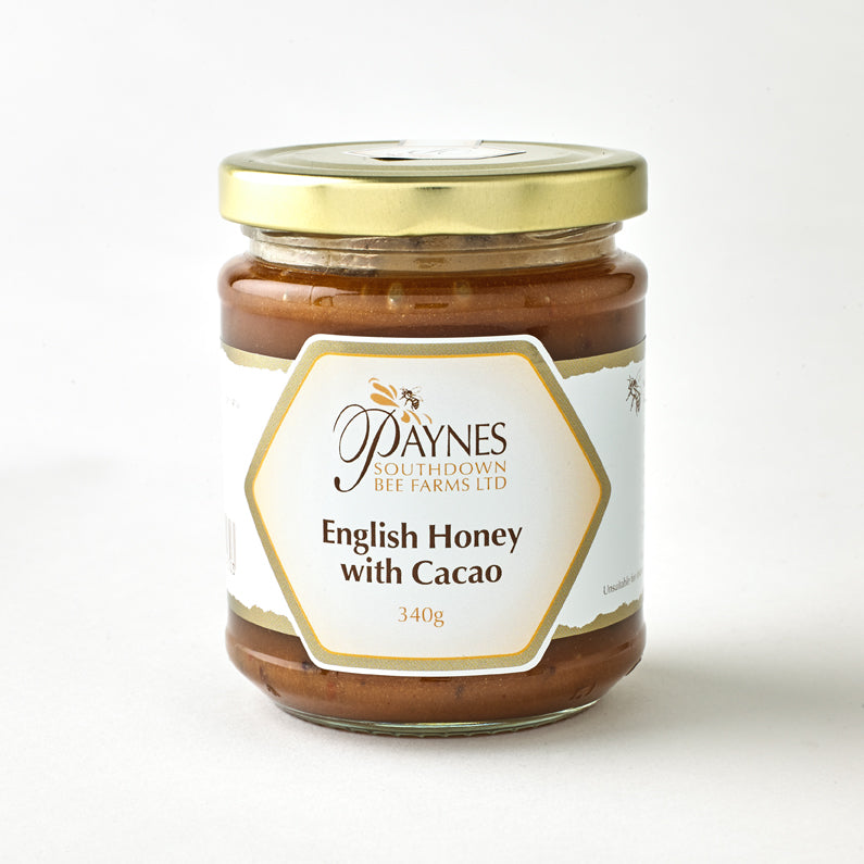 ENGLISH HONEY WITH CACAO