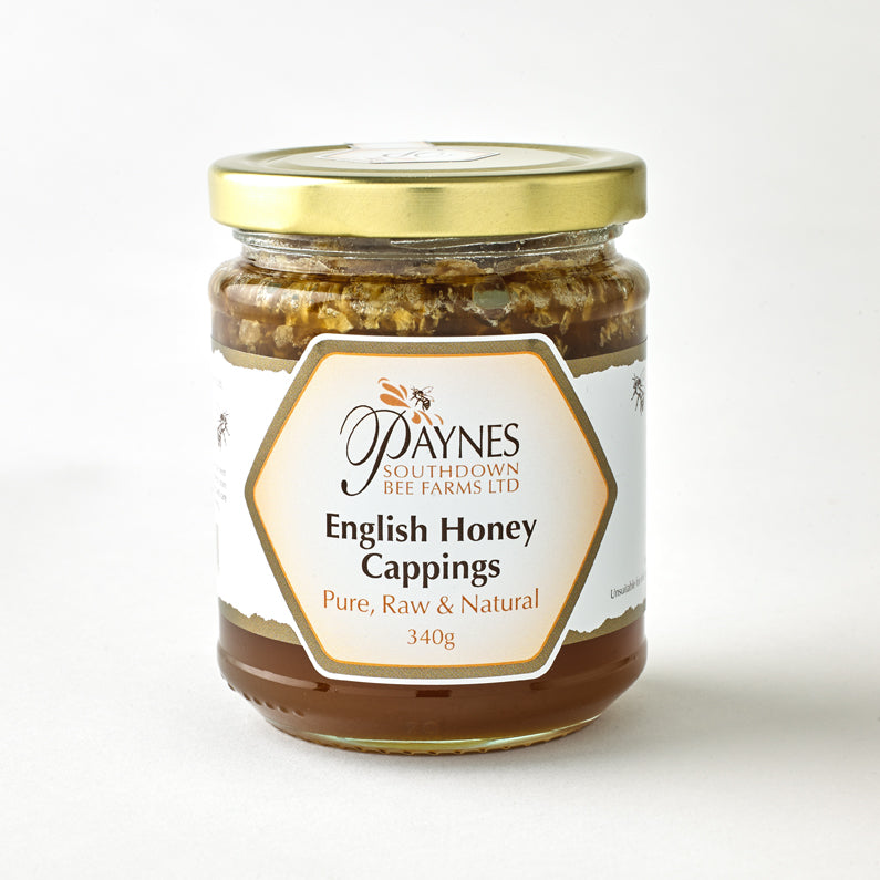ENGLISH HONEY CAPPINGS 340G