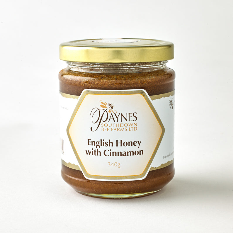 ENGLISH HONEY WITH CINNAMON