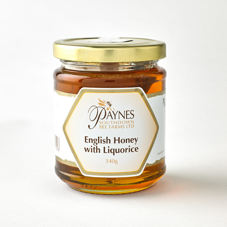 ENGLISH HONEY WITH LIQUORICE