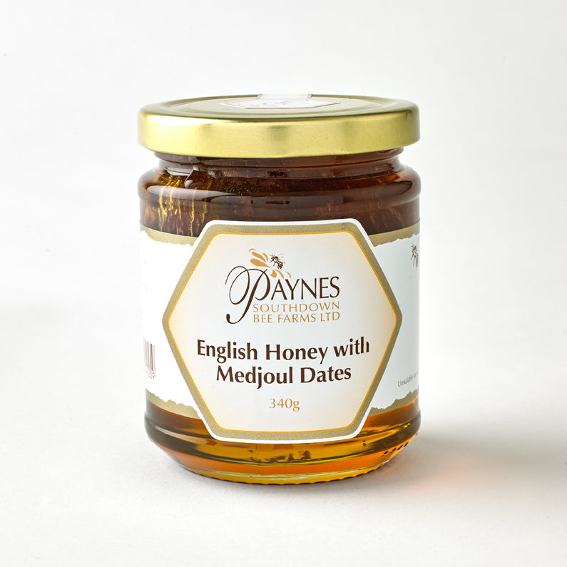 ENGLISH HONEY WITH MEDJOUL DATES