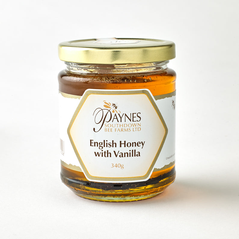ENGLISH HONEY WITH VANILLA