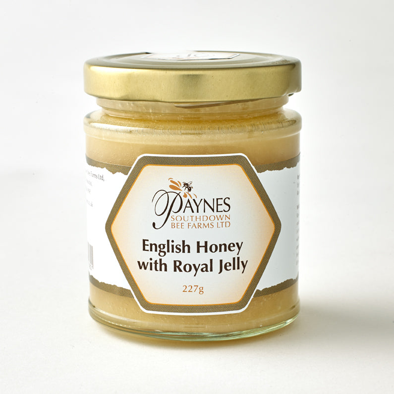 ENGLISH HONEY WITH ROYAL JELLY