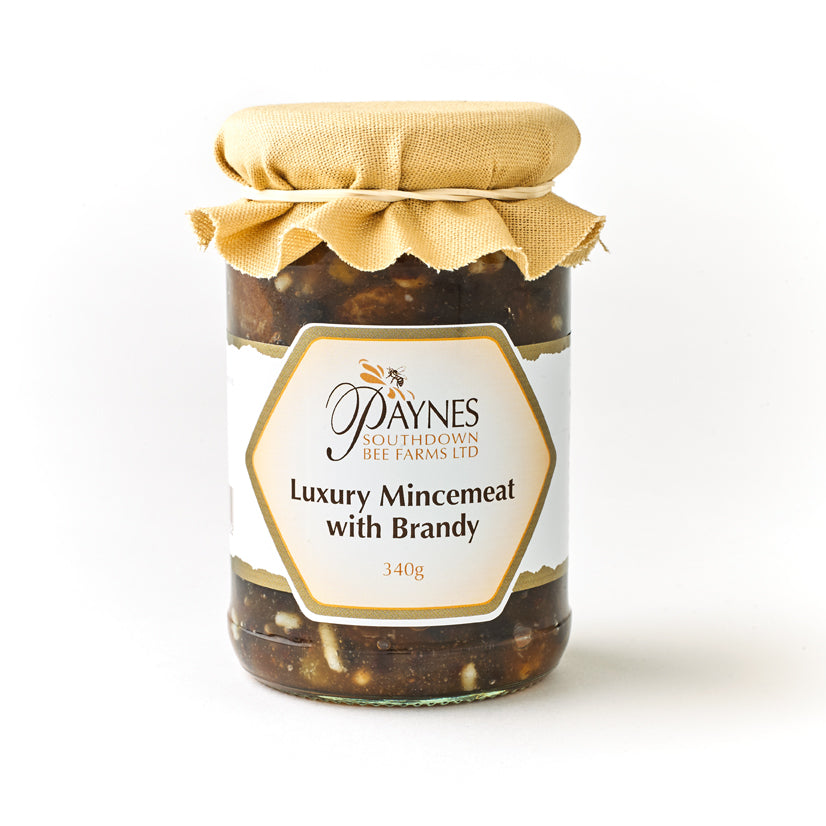 LUXURY MINCEMEAT WITH BRANDY