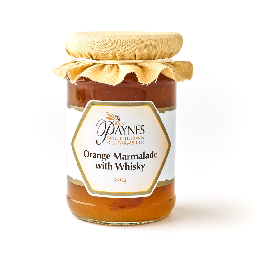 ORANGE MARMALADE WITH WHISKY