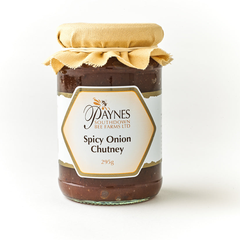 SPICY ONION CHUTNEY