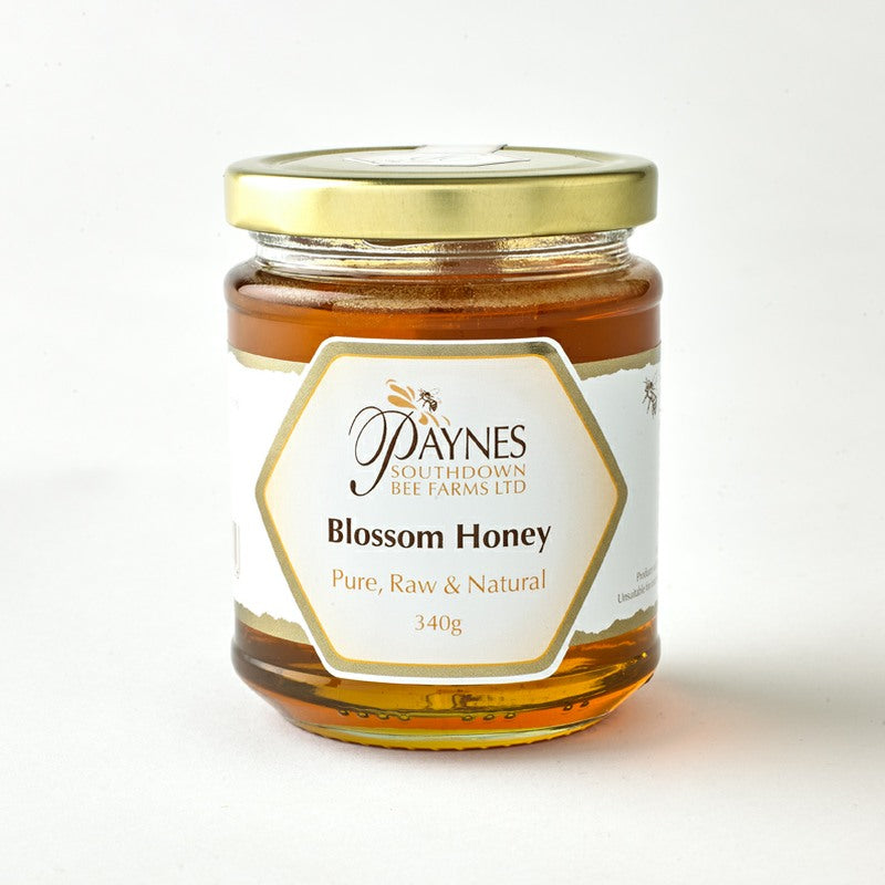 340G BLOSSOM HONEY CLEAR