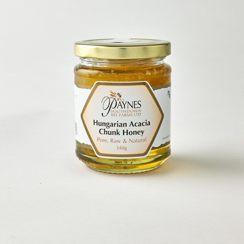 ACACIA CHUNK HONEY (340G)