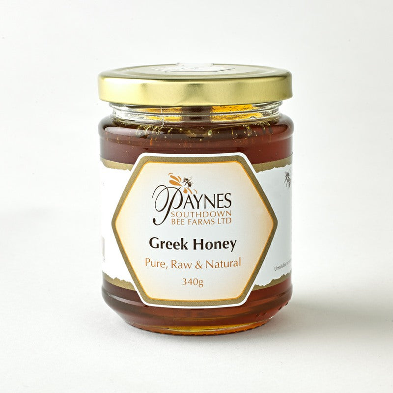 340G GREEK HONEY