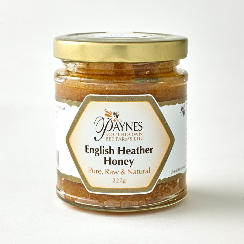 227G ENGLISH HEATHER HONEY