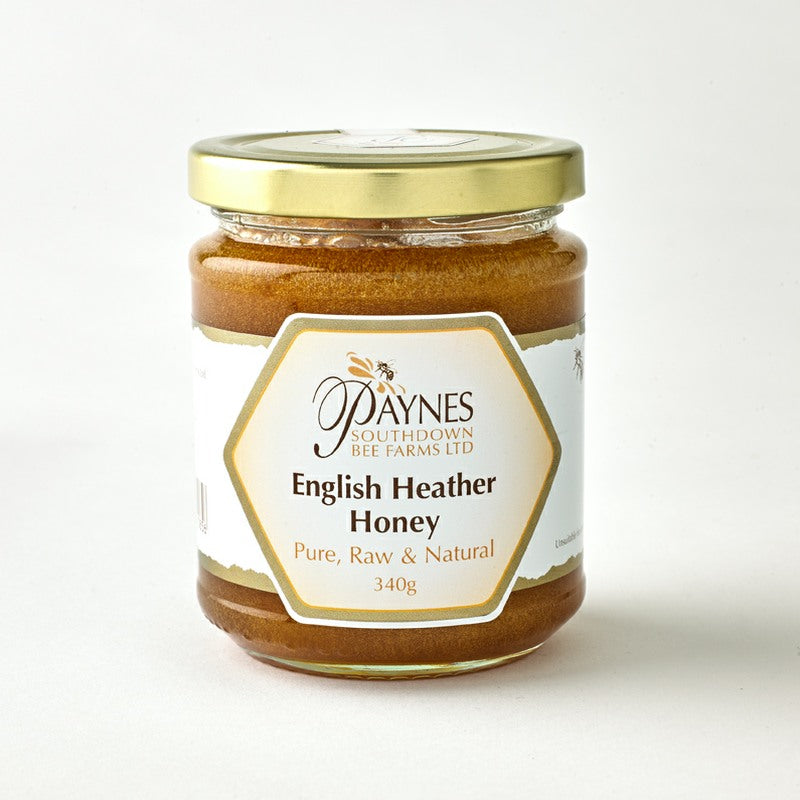 340G ENGLISH HEATHER HONEY