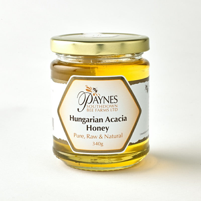 340G HUNGARIAN ACACIA HONEY