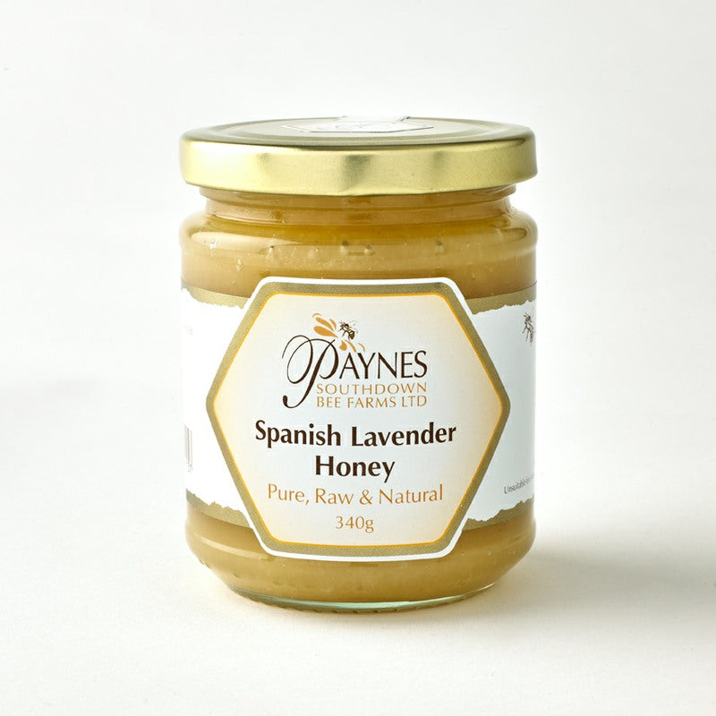 340G SPANISH LAVENDER HONEY THICK