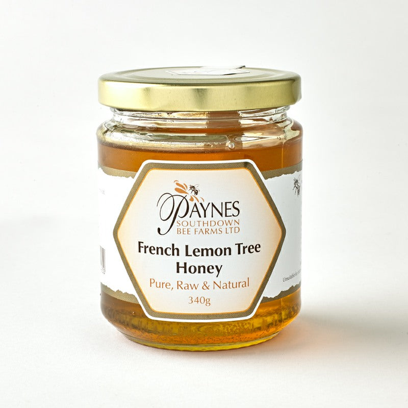 340G LEMON TREE HONEY
