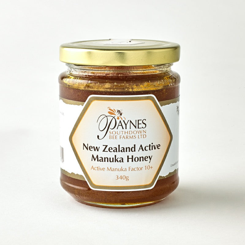 340G ACTIVE MANUKA HONEY 10+