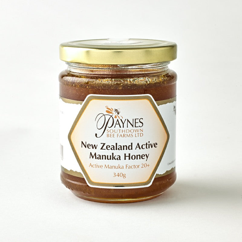 340G ACTIVE MANUKA HONEY 20+