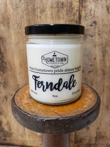 Hometown Candle Co. - Ferndale