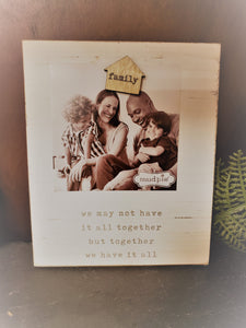 """Family"" Magnetic Frame"