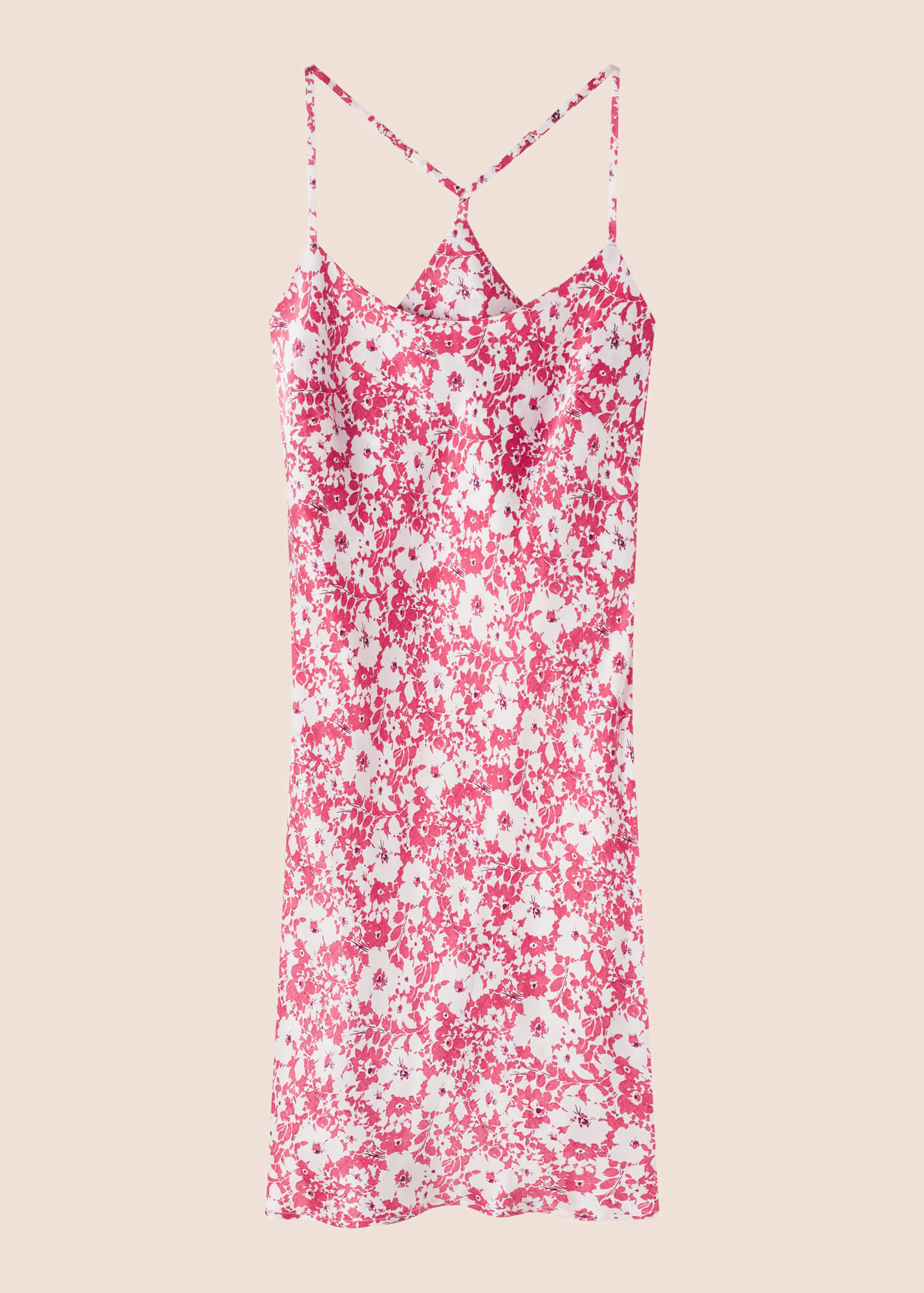 Bella Rose Liberty London Silk Slip
