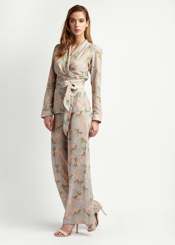 Roxy Florence Silk Suit