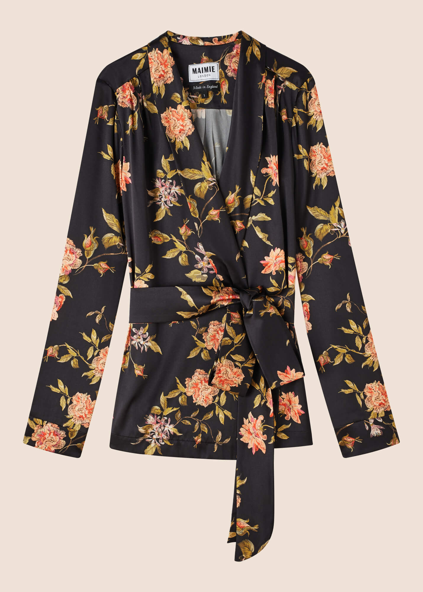 Roxy Flora Silk Suit