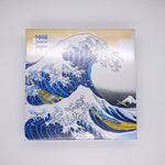 Great Wave Hokusai Puzzle 1000 Piece