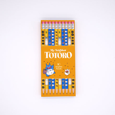 My Neighbour Totoro Graphite Pencils (Box of 10)
