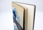 Hokusai Wave Notebook (A5)