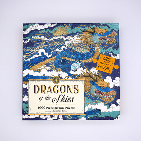 Dragons of the Skies Puzzle -1000 Piece