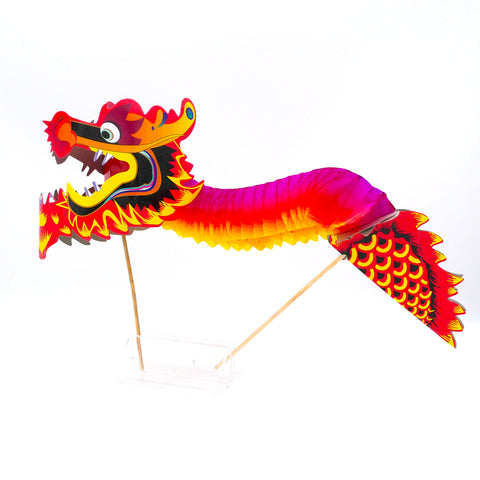 Chinese Paper Dragons (pack of 2)
