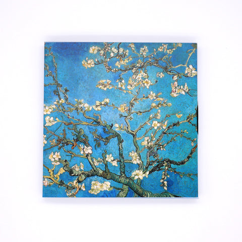 Blossoming Almond Tree & Irises Notecards (Set of 8)