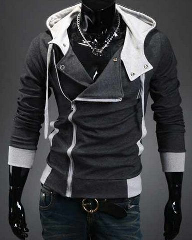 Hoodies - Assassin's Creed 3 (Desmond Miles Original)