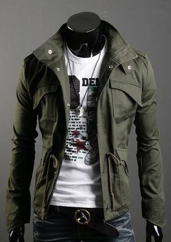 Jackets - The Military Jacket RF